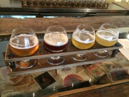 Allagash Brewery. Portland, Maine.