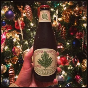 Merry Christmas! Click here for the complete Yankee Beer List.